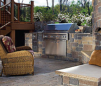 Outdoor Kitchens/BBQs