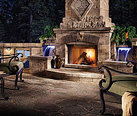 Fireplace & Fire Pits